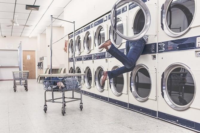 sala de lavadoras