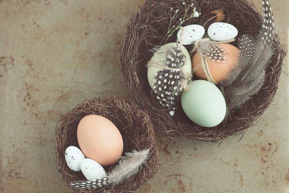 Ideas para decorar tu hogar en Pascua
