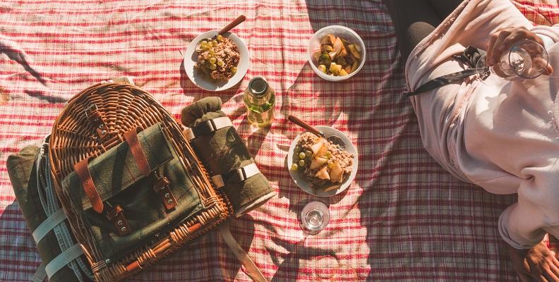 Todo lo que necesitas para ir de picnic