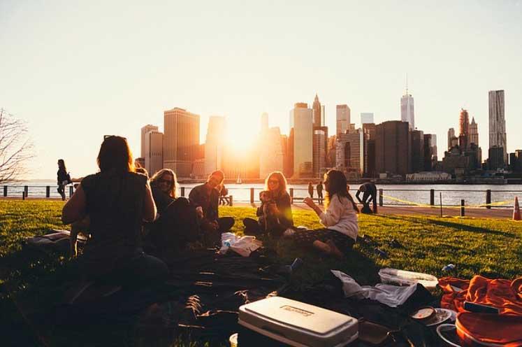 Qué llevar a un picnic