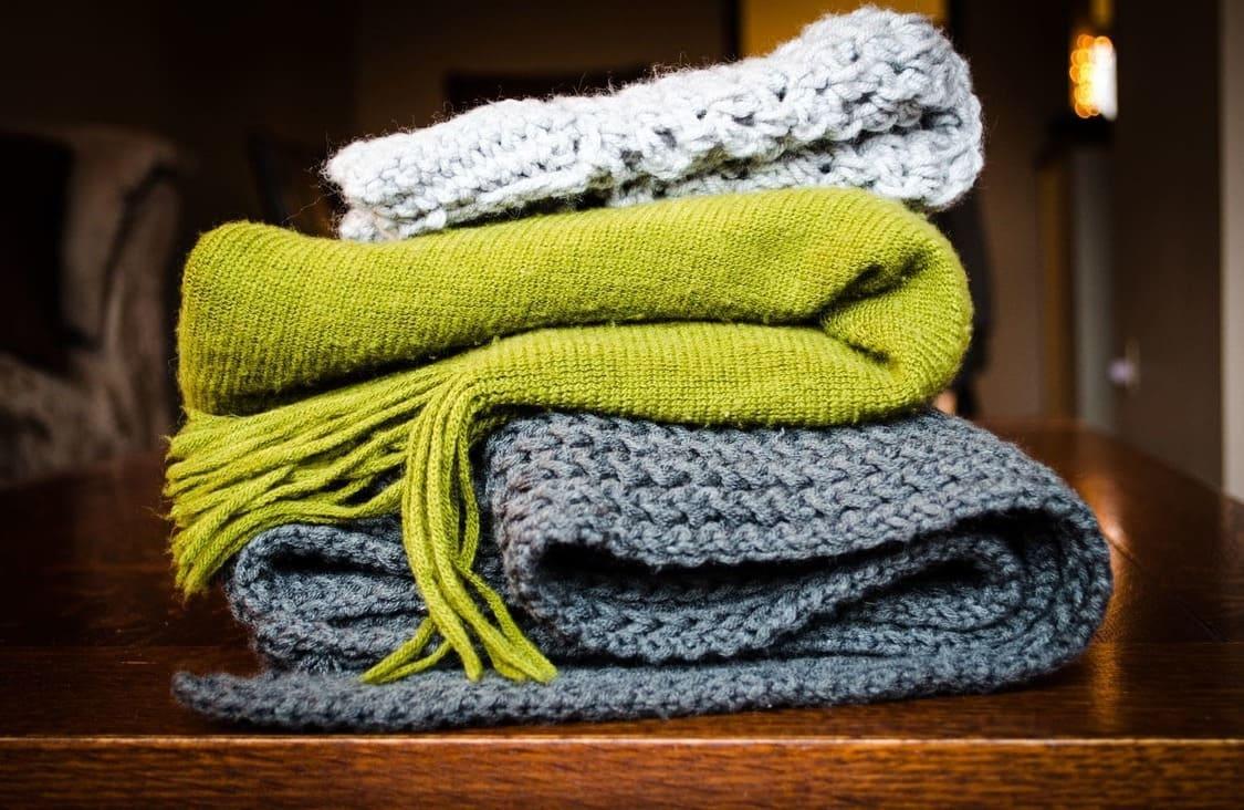 Diferentes tipos de manta