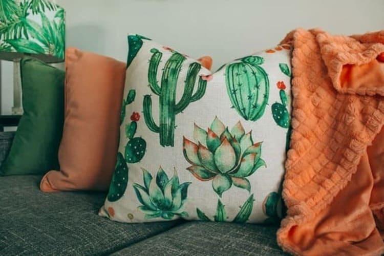 ▷Decorar nuestra casa en primavera. Colores, tejidos, muebles…