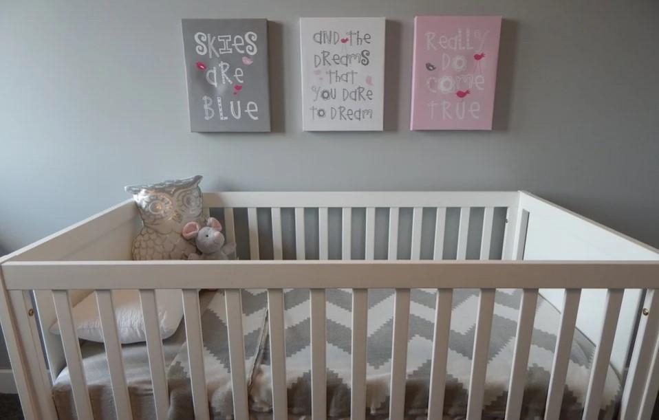 ▷ Todo lo necesario para las cunas para bebés