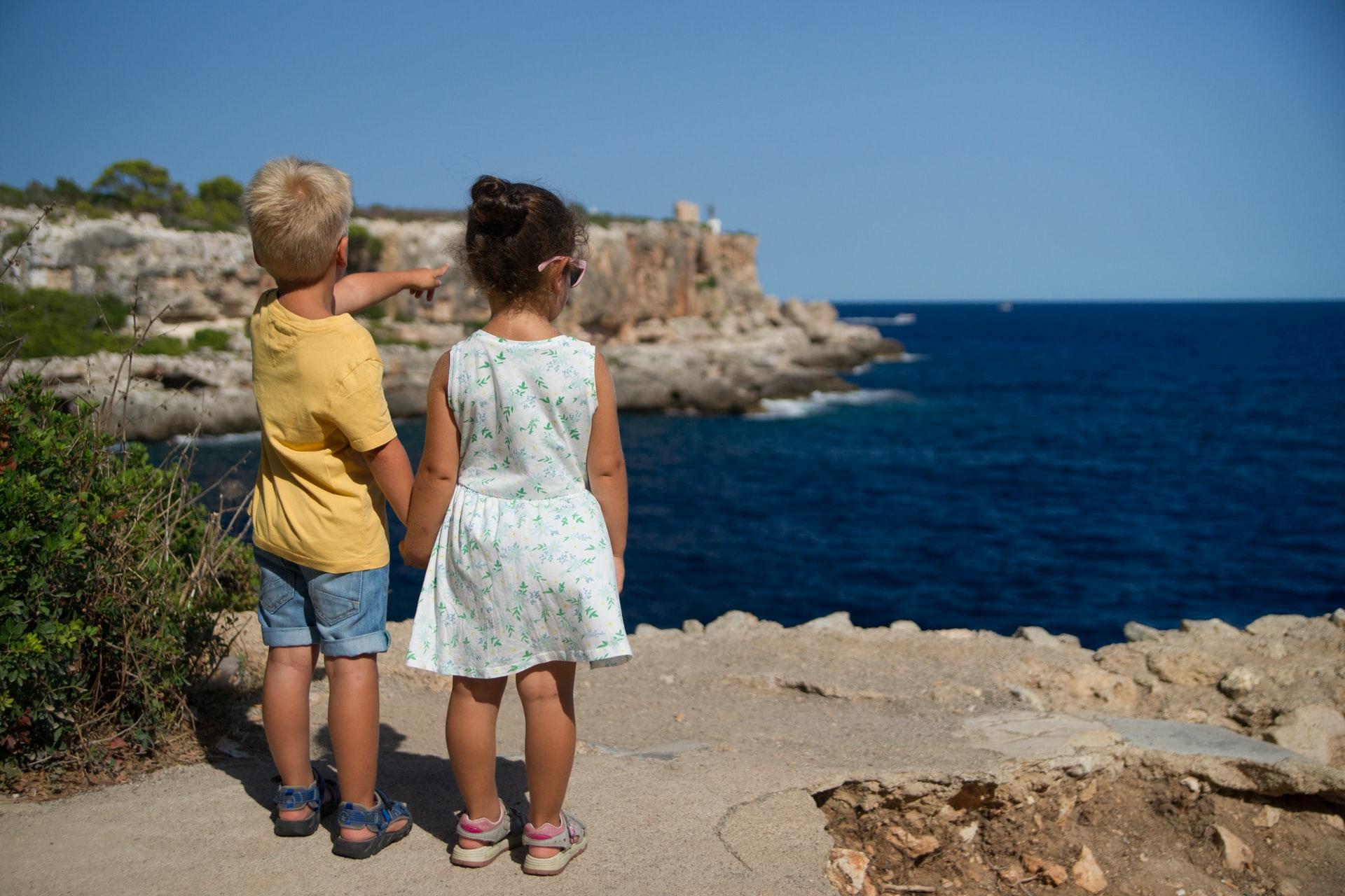 ▷ Ropa infantil para mejorar el descanso de los peques en verano